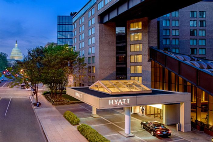 Hyatt Regency Washington 4