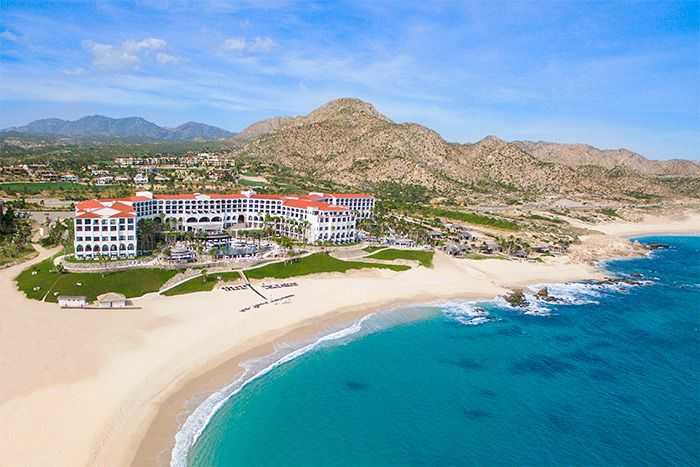 Hilton Los Cabos Beach Golf Resort main exterior